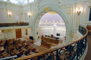 Salle des séances